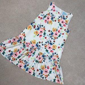 CeCe Floral Dress Perfect Condition